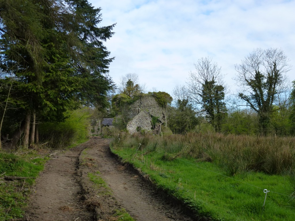 Ballingarry Fanning Road Castle Farrenrory Road uo to