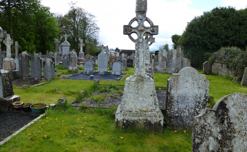 Location of Ballycahill Cemetery Co Tipperary Ireland