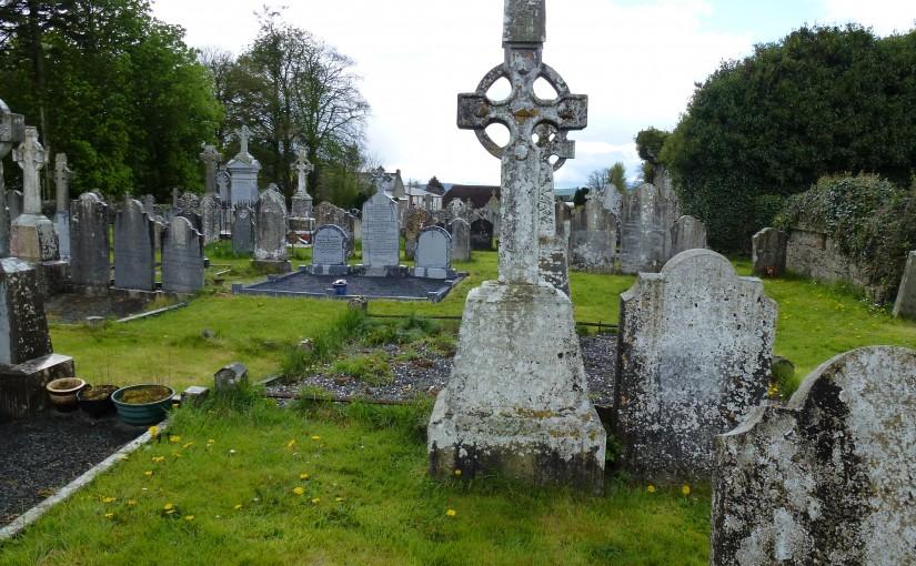 Location of Ballycahill Cemetery Co Tipperary Ireland