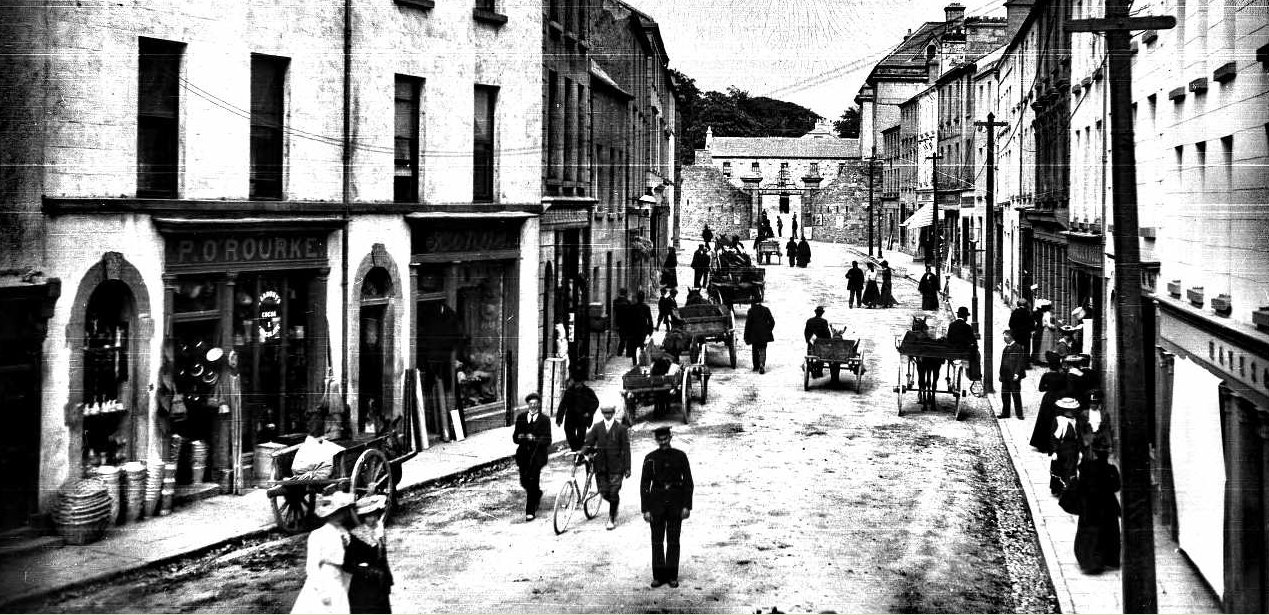 Barrack St Boyle Co Roscommon