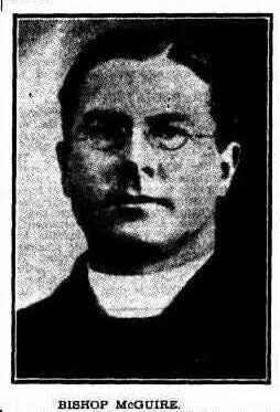 Bishop McGuire 1930