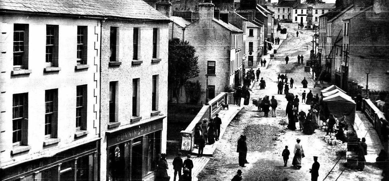 Bridge St Boyle Co Roscommon
