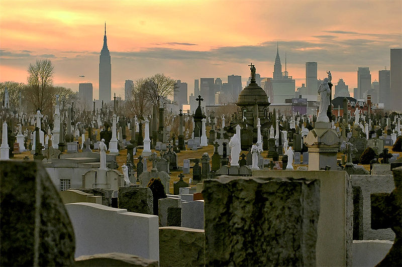 Calvary Cemetery Queens New York