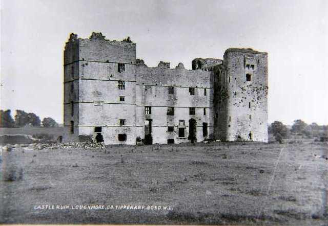 Loughmore Castle Co Tipperary
