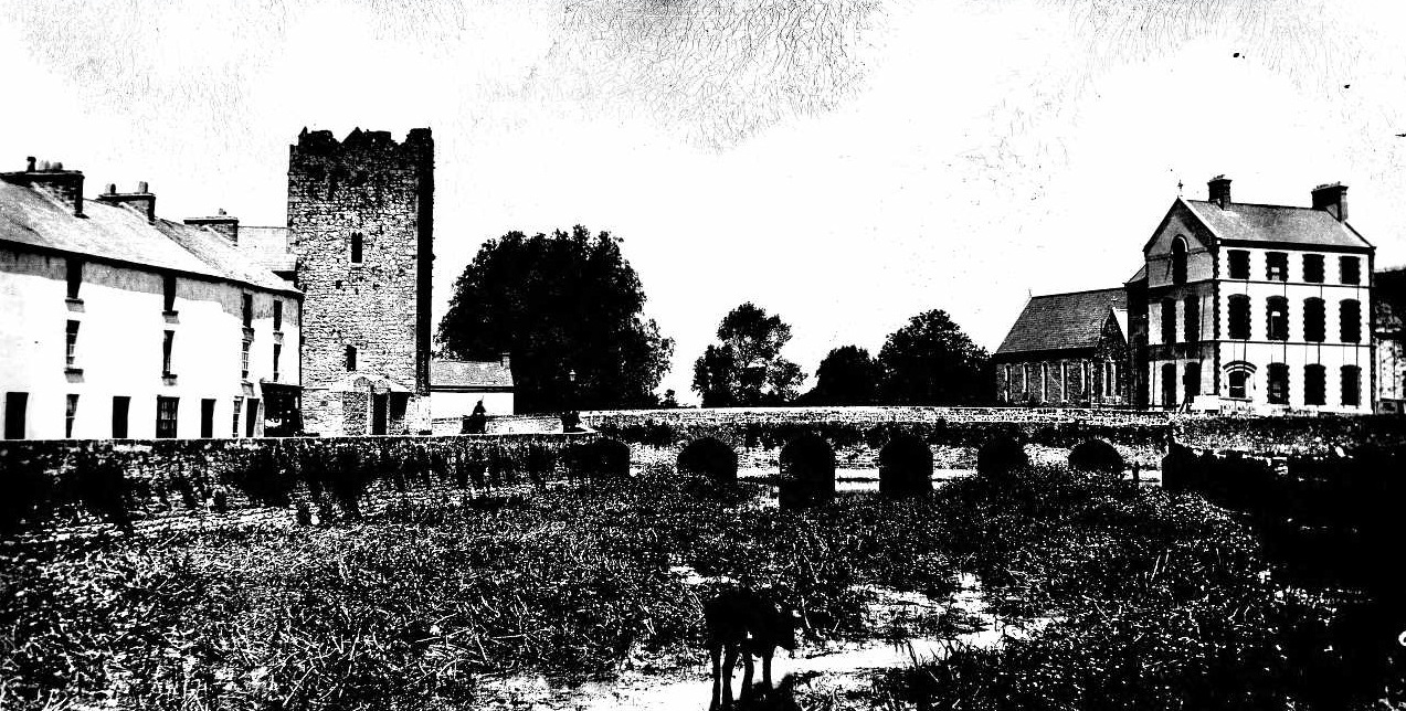 Castle and BridgeThurles Co Tipperary