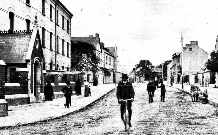 Old Photos of Thurles Co Tipperary Ireland