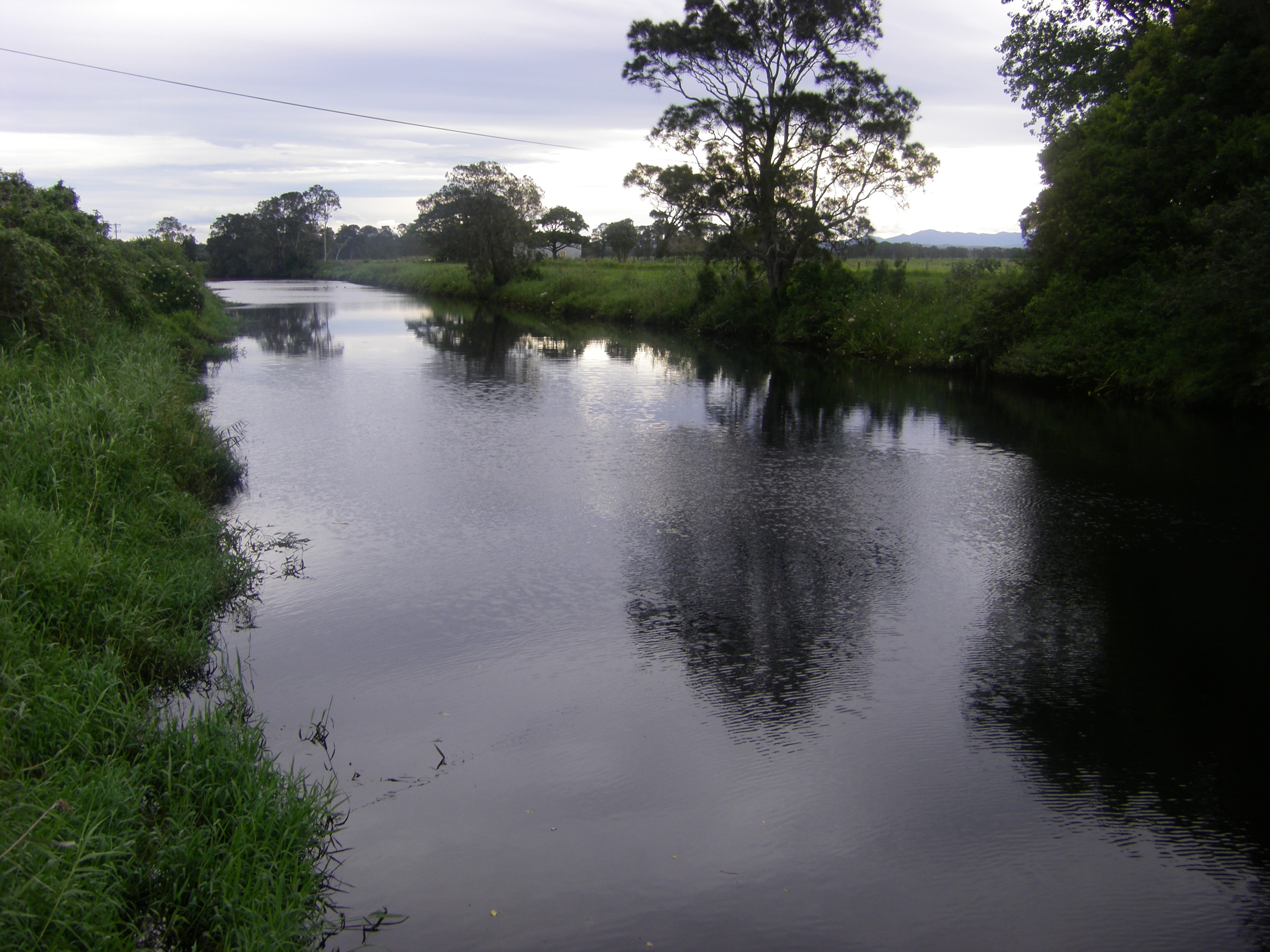 Darkwater Creek (Belmore River)