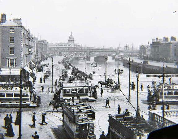 Patrick Fanning of North Strand Dublin Ireland 1864 -1906