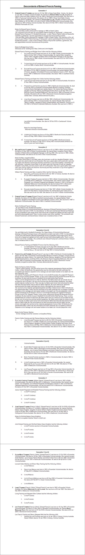 Edward Francis Fanning 1850-1927 Descendant Report 2015