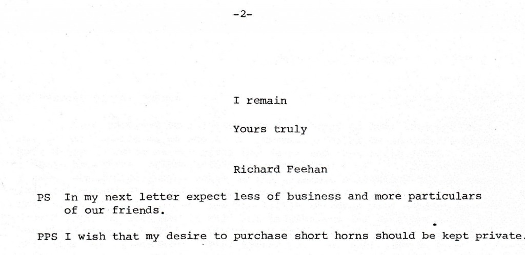 Feehan and Dillon Family History Documents Vic Feehan p6 cr
