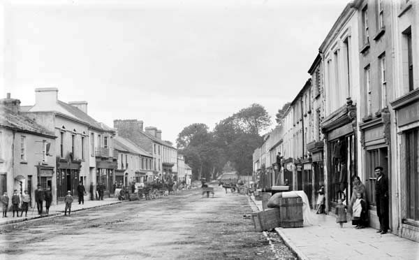 Market St Templemore Co Tipperary c1865-1914