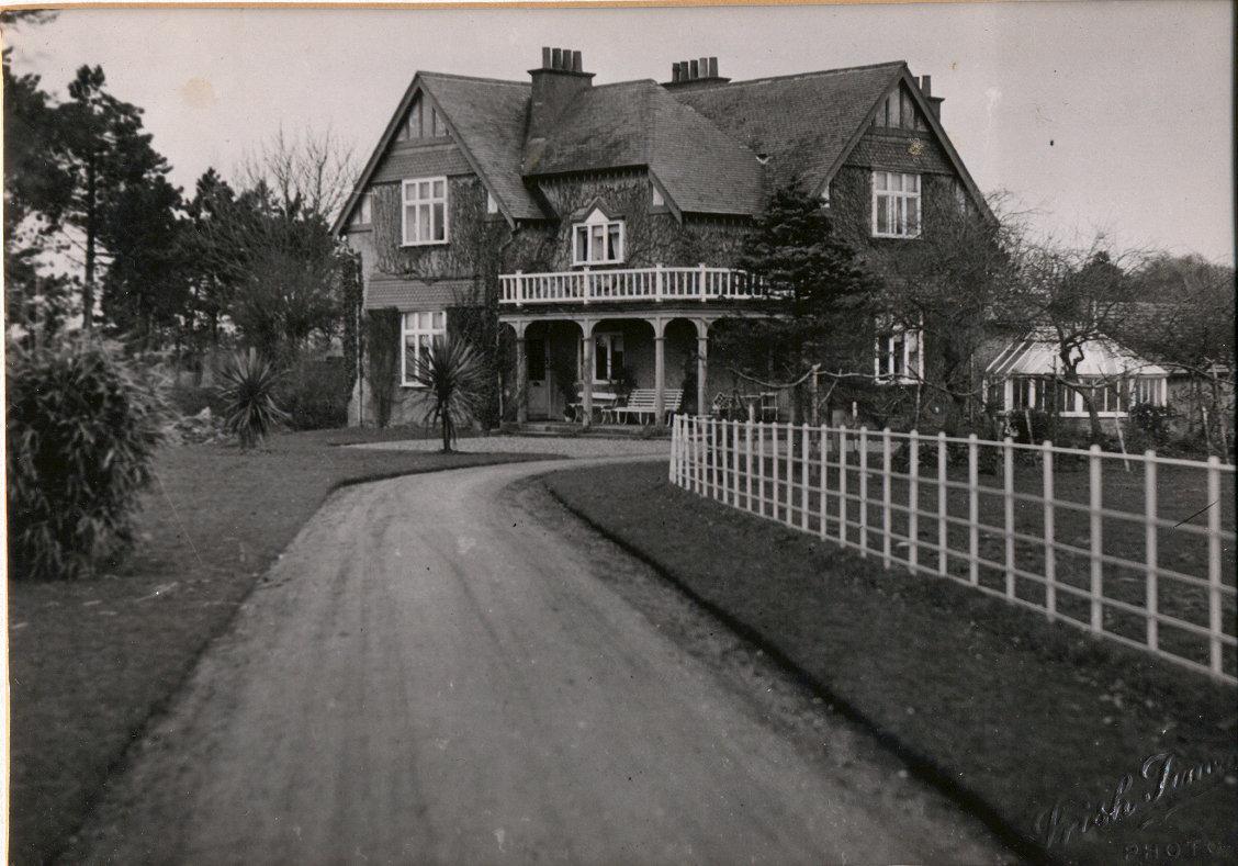 Geraldstown 1947 Home of Alyce and John Hedigan
