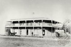 Gladstone Hotel,late 1880s