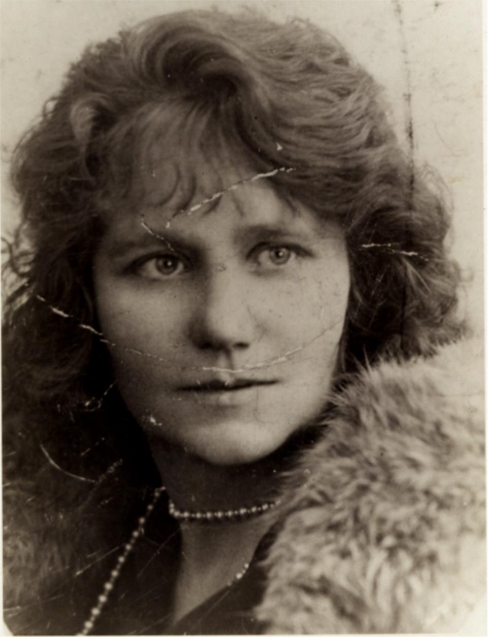 Grace Annie Frances Cook