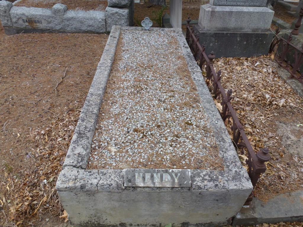 Hendy Grave Boroondara