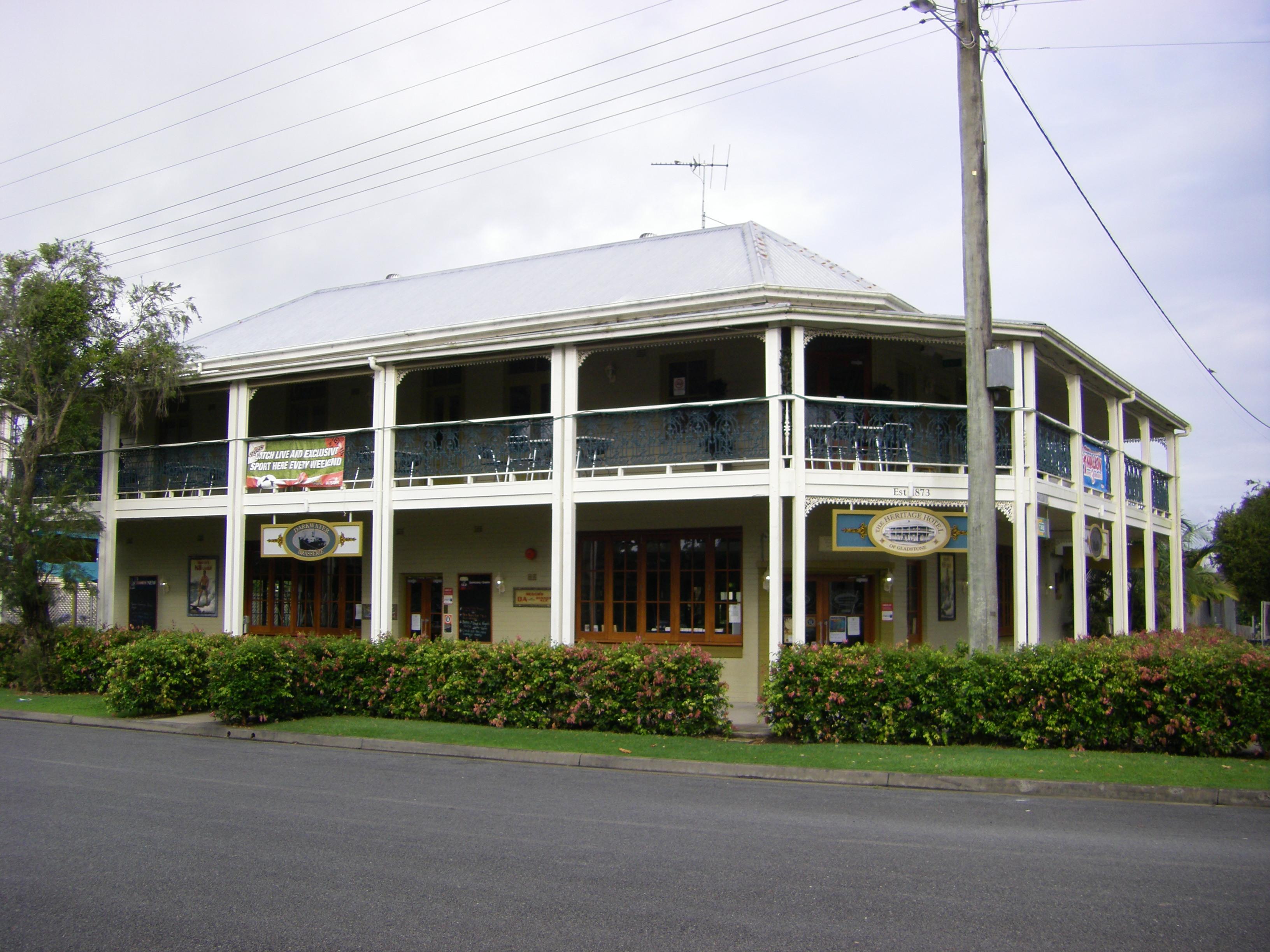 The Heritage Hotel Gladstone