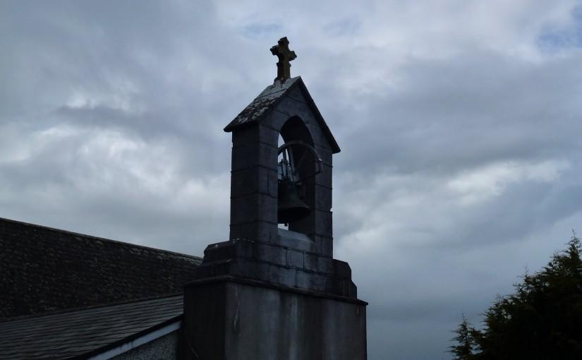 Inch (Ragg) Church Monroe and School Co Tipperary Ireland