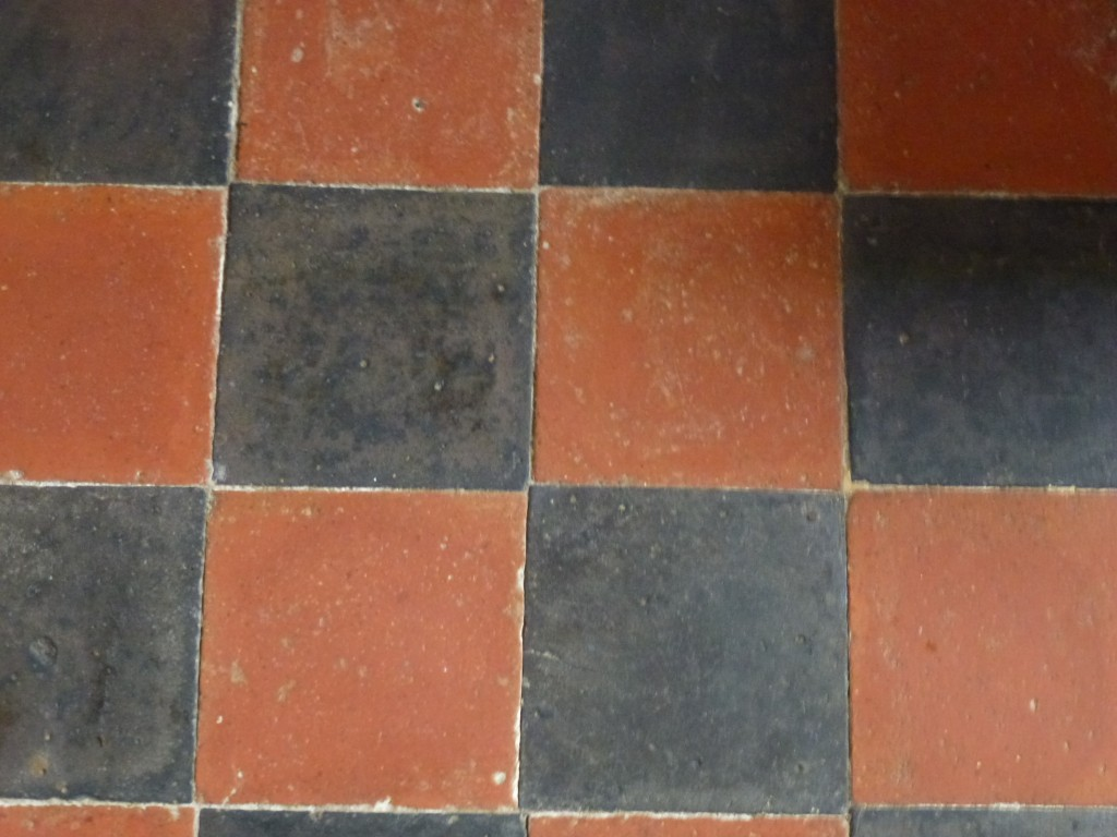Inch Catholic Church Inside Tiles Bought By Tom Fanning of Lissaroon