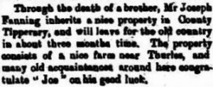 KIlmore Free Press 4 Jan 1906