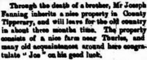 KIlmore Free Press 4 Jan 1906