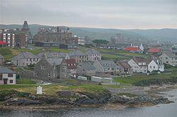 Lerwick Shetland Islands Scotland