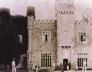 The Burning of Lisheen Castle and John J Fanning of Lisdonowley, Co Tipperary Ireland 1921