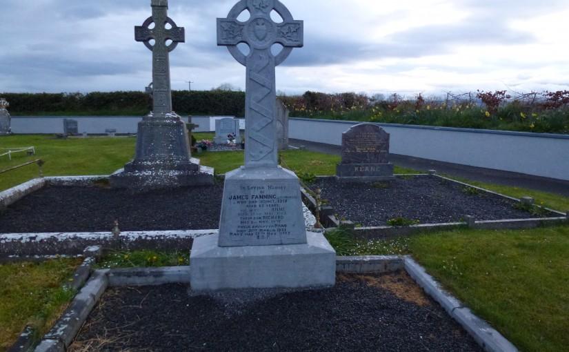 The Fanning Family from Lisdonowley, Co Tipperary, Ireland