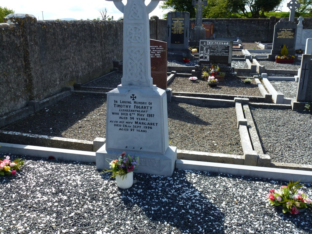 Loughmore Cemetery Fogarty Lisheehataggert Co Tipperary Ireland