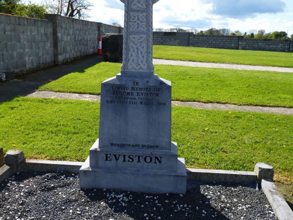 Loughmore Cemetery Jerome Eviston Co Tipperary Ireland