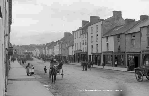 Main St Roscrea Co Tipperary Robert French