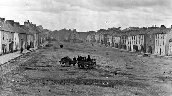 Market St Templemore c1865-1914