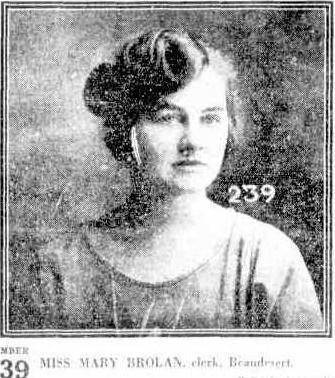 Mary Brolan of Beaudesert Queensland Australia 1925