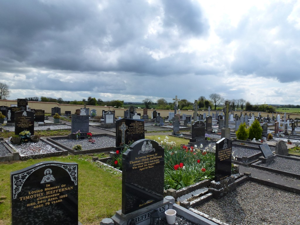 Moycarky New Cemetery CoTipperary Ireland