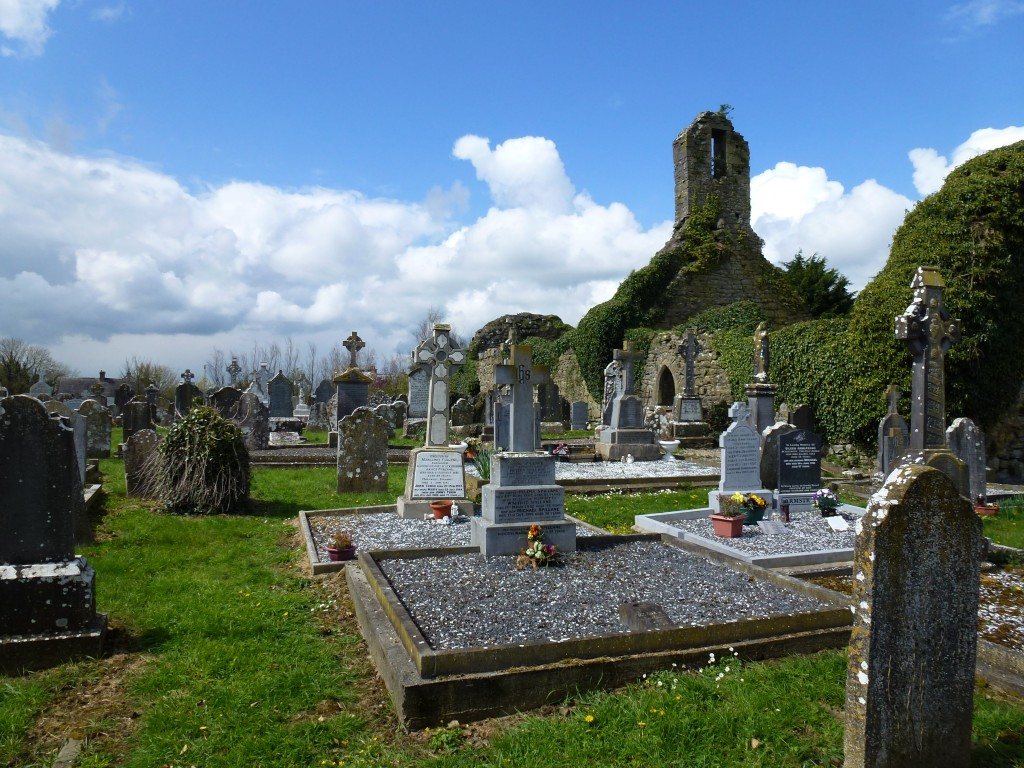 Moycarky Old Cemetery Co Tipperary Ireland