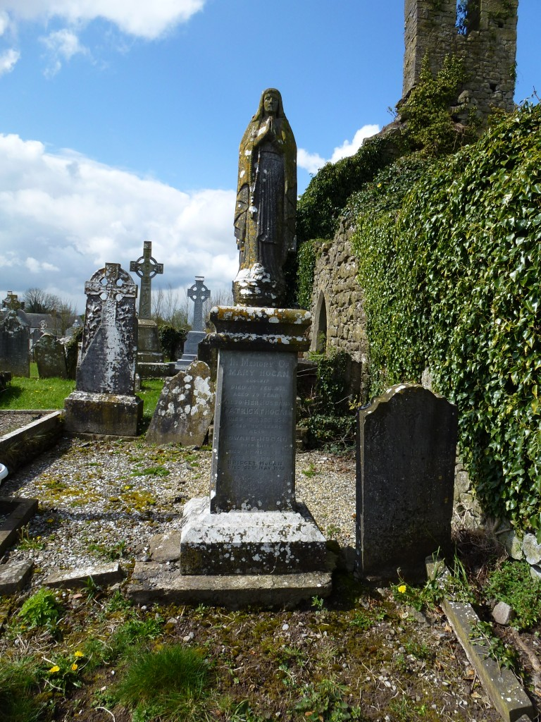 Moycarky Old Cemetery Hogans of Coolkip Co Tipperary Ireland