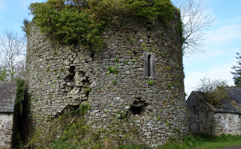 Fanning's Tower House Farrenrory Co Tipperary Ireland