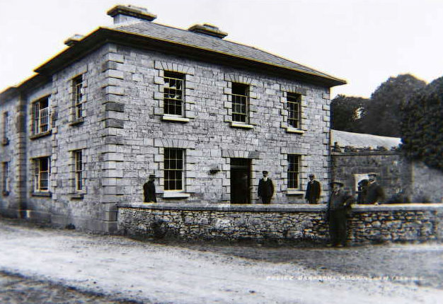 Police Barracks Co Roscommon