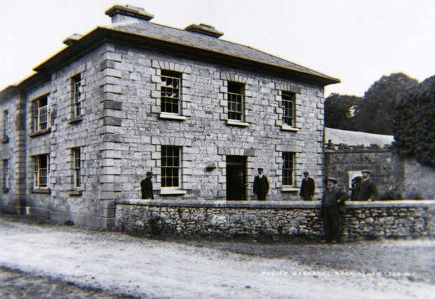 Police Barracks Co Roscommon