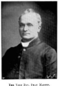 Rev Dean Martin