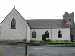 St Cataldus' Catholic Church Ballycahill Co Tipperary Ireland