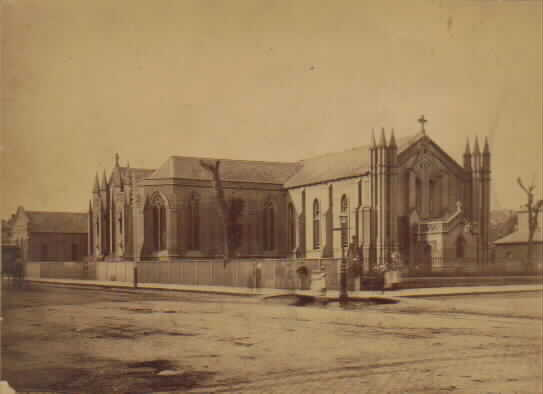 St Francis' Church Melbourne 1861