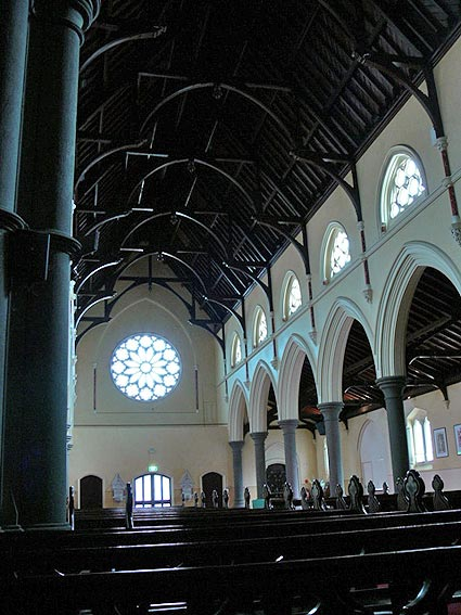 St Peter & Paul's Church Interior