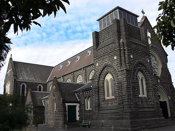 St Peter and Paul's Catholic Church South Melbourne