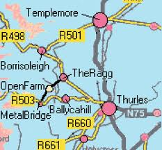 The Ragg Map