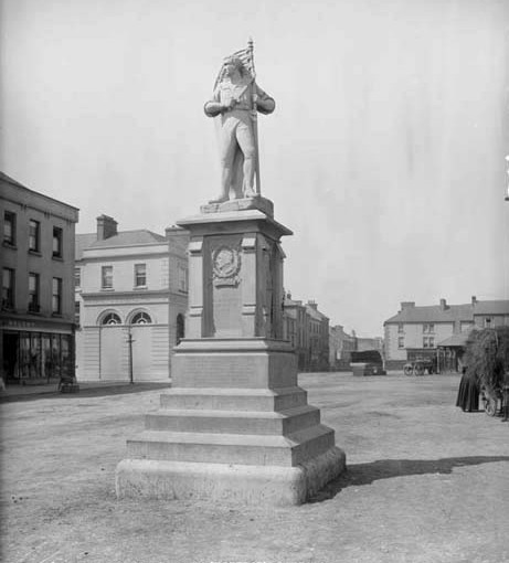 Fannings listed in Pigot's Directory 1824 Co Tipperary Ireland