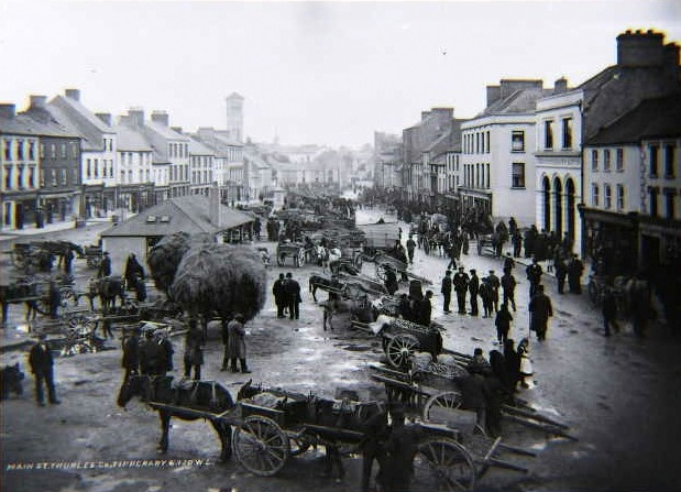 Victorians Born in Thurles Co Tipperary Ireland
