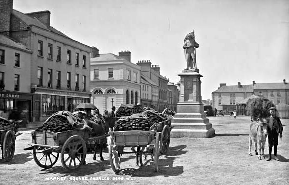 Market Square Thurles Co Tipperary