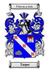 Torpey Coat of Arms