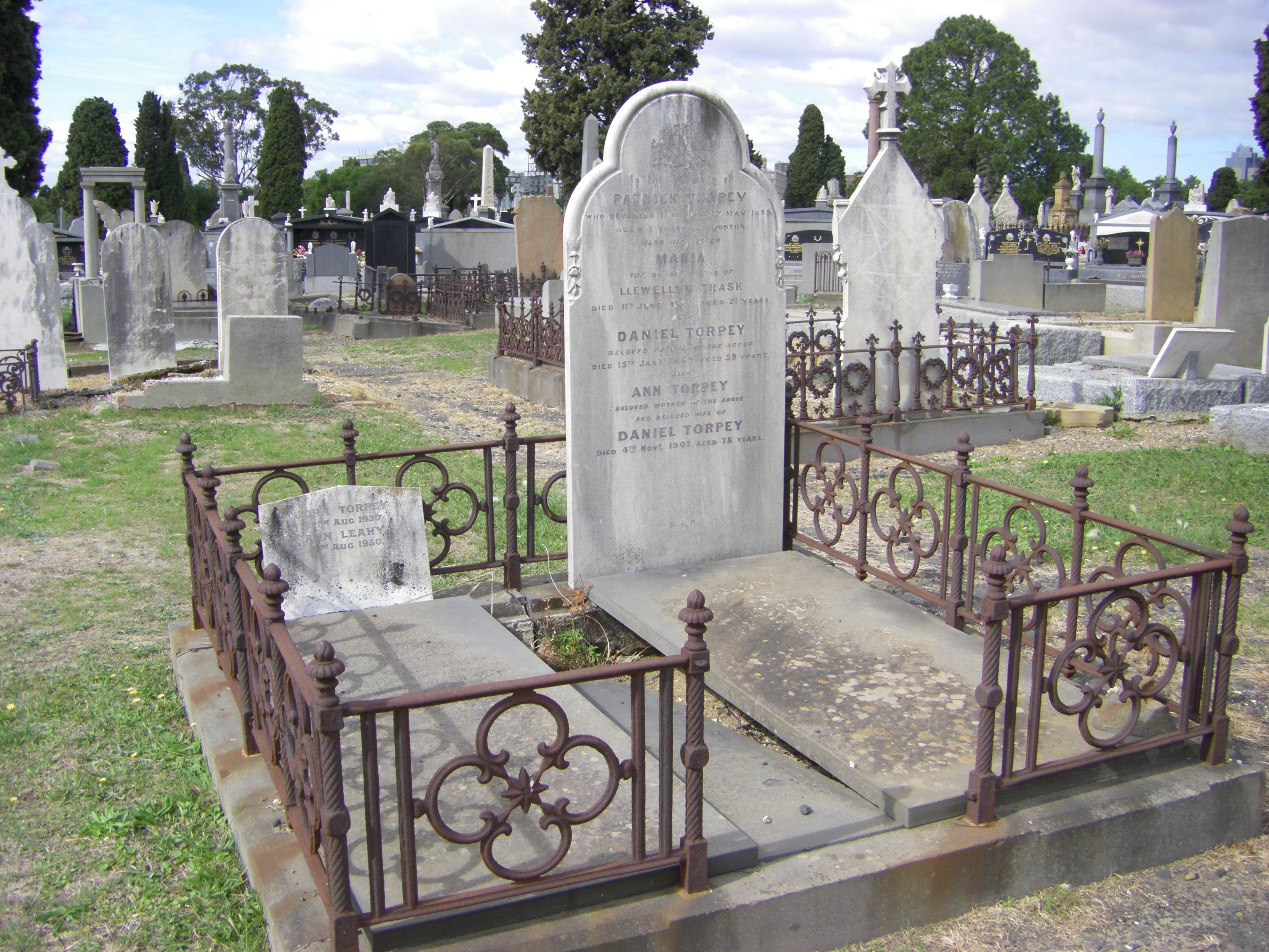 Torpey Graves Melb Gen Cem