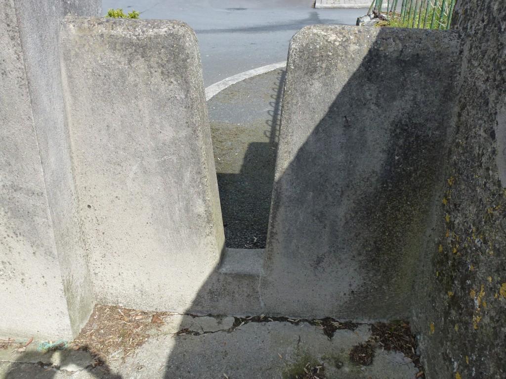 Twomileborris Cemetery Entrance Stile
